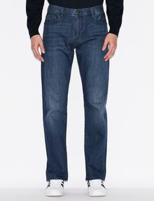 ARMANI EXCHANGE Jeans gamba dritta [*** pickupInStoreShippingNotGuaranteed_info ***] f