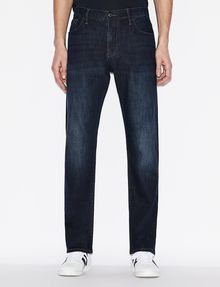 ARMANI EXCHANGE Jean coupe droite [*** pickupInStoreShippingNotGuaranteed_info ***] f