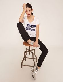 ARMANI EXCHANGE TRUE BLACK SUPER-SKINNY JEAN Skinny jeans [*** pickupInStoreShipping_info ***] a