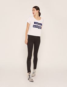 ARMANI EXCHANGE TRUE BLACK SUPER-SKINNY JEAN Skinny jeans [*** pickupInStoreShipping_info ***] d