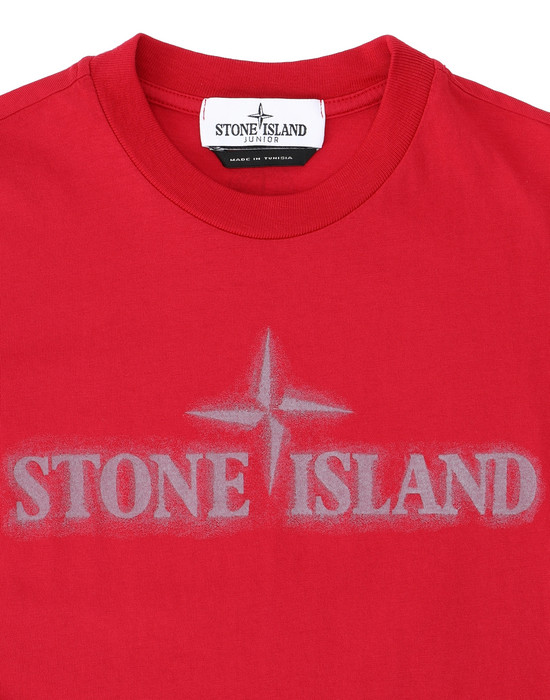 12231426vx - Polo - T-Shirts STONE ISLAND JUNIOR