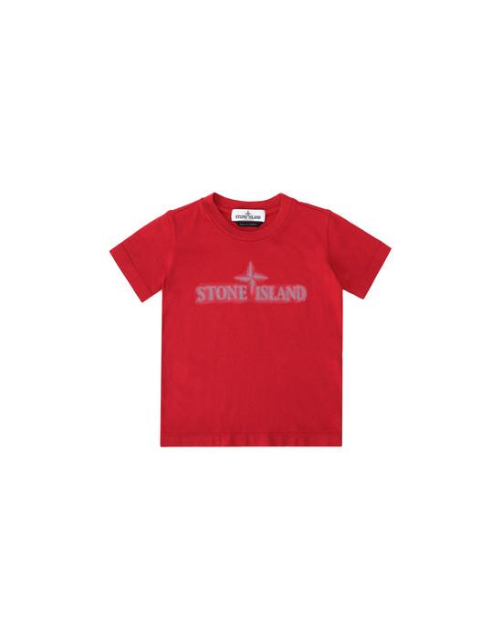 반소매 티셔츠 21055 STONE ISLAND JUNIOR - 0