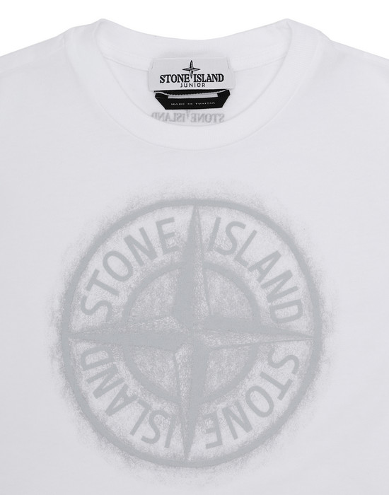 12231455be - Polo - T-Shirts STONE ISLAND JUNIOR