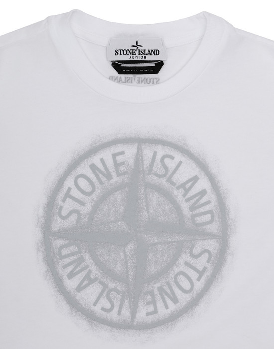 12231458dt - Polo - T-Shirts STONE ISLAND JUNIOR