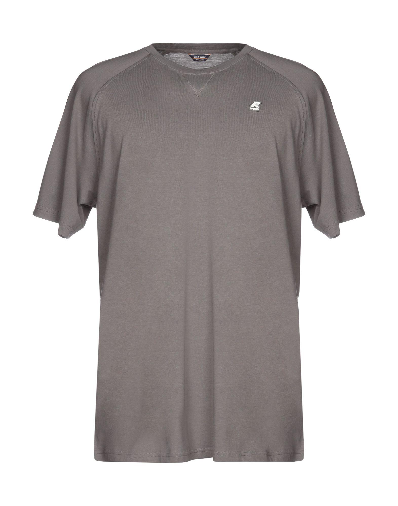 K-WAY Футболка футболка durable dens way