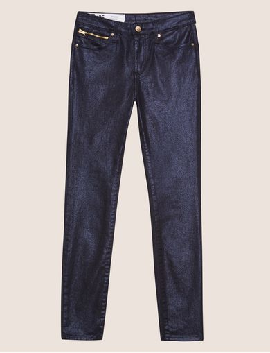J05 SUPER-SKINNY HIGH-SHINE CROPPED JEAN