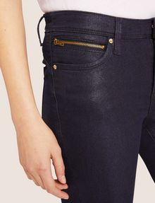 ARMANI EXCHANGE J05 SUPER-SKINNY HIGH-SHINE CROPPED JEAN Skinny jeans [*** pickupInStoreShipping_info ***] b