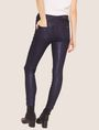 ARMANI EXCHANGE J05 SUPER-SKINNY HIGH-SHINE CROPPED JEAN Skinny jeans [*** pickupInStoreShipping_info ***] e