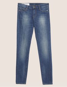 ARMANI EXCHANGE J69 SUPER-SKINNY LIFT-UP MID INDIGO JEAN Skinny jeans [*** pickupInStoreShipping_info ***] r