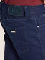 ARMANI EXCHANGE J13 SLIM-FIT BRIGHT BLUE WASH JEAN SLIM FIT JEANS [*** pickupInStoreShippingNotGuaranteed_info ***] b