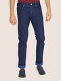 ARMANI EXCHANGE J13 SLIM-FIT BRIGHT BLUE WASH JEAN SLIM FIT JEANS [*** pickupInStoreShippingNotGuaranteed_info ***] f