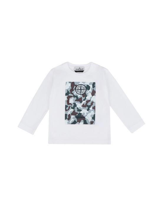 Langärmliges Shirt 21151 STONE ISLAND JUNIOR - 0
