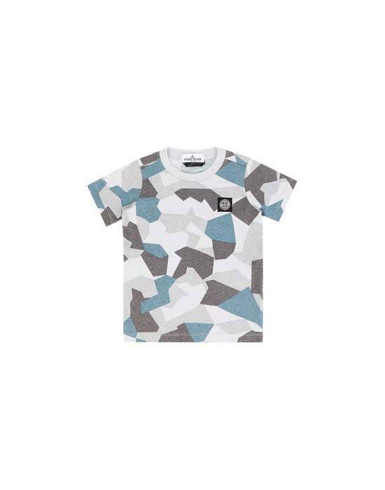 STONE ISLAND BABY Short sleeve t-shirt 22005