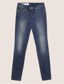 ARMANI EXCHANGE J05 SUPER-SKINNY POWER STRETCH CROPPED ZIP JEAN Skinny jeans [*** pickupInStoreShipping_info ***] r