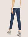 ARMANI EXCHANGE J05 SUPER-SKINNY POWER STRETCH CROPPED ZIP JEAN Skinny jeans [*** pickupInStoreShipping_info ***] e