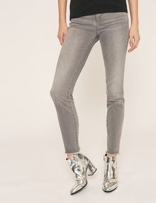 ARMANI EXCHANGE SUPER-SKINNY LIFT-UP GREY JEAN Skinny jeans [*** pickupInStoreShipping_info ***] f