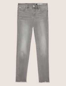 ARMANI EXCHANGE SUPER-SKINNY LIFT-UP GREY JEAN Skinny jeans [*** pickupInStoreShipping_info ***] r