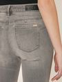 ARMANI EXCHANGE SUPER-SKINNY LIFT-UP GREY JEAN Skinny jeans [*** pickupInStoreShipping_info ***] b