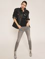 ARMANI EXCHANGE SUPER-SKINNY LIFT-UP GREY JEAN Skinny jeans [*** pickupInStoreShipping_info ***] d