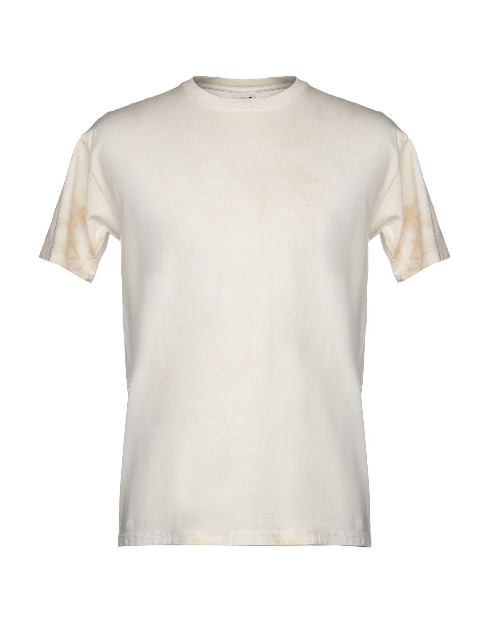 《送料無料》WILD DONKEY メンズ T シャツ ベージュ M コットン 100%