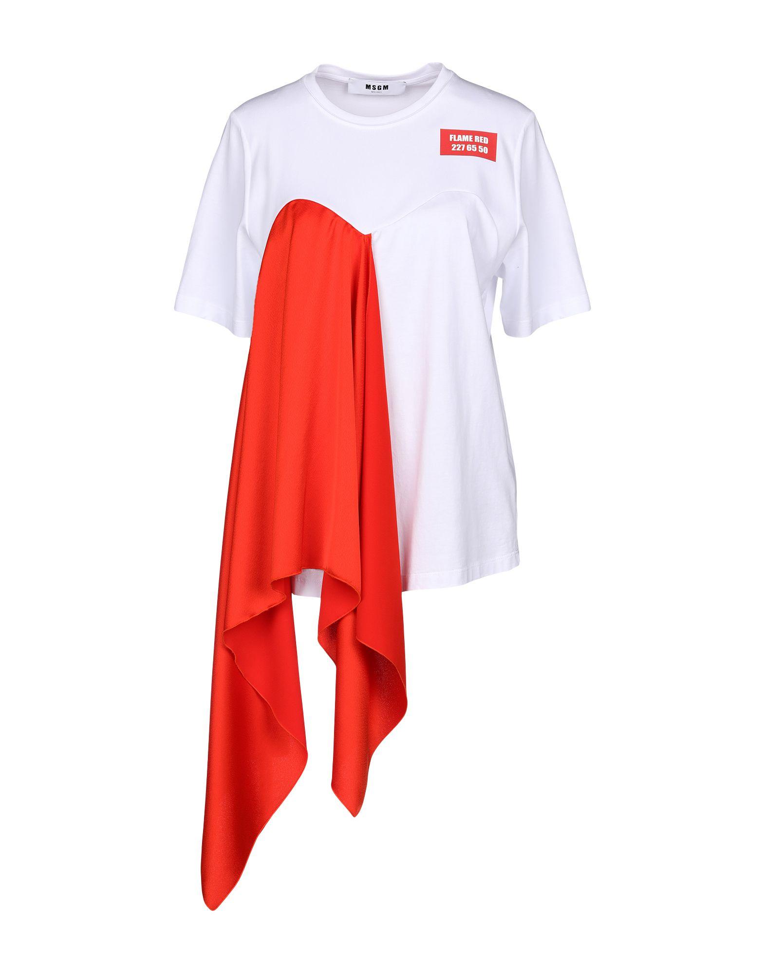 MSGM Футболка msgm одежда