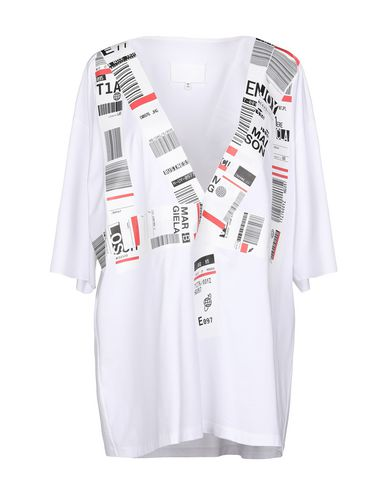 MAISON MARGIELA TOPWEAR T-shirts Women
