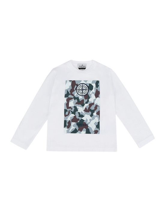 STONE ISLAND KIDS Long sleeve t-shirt 21151