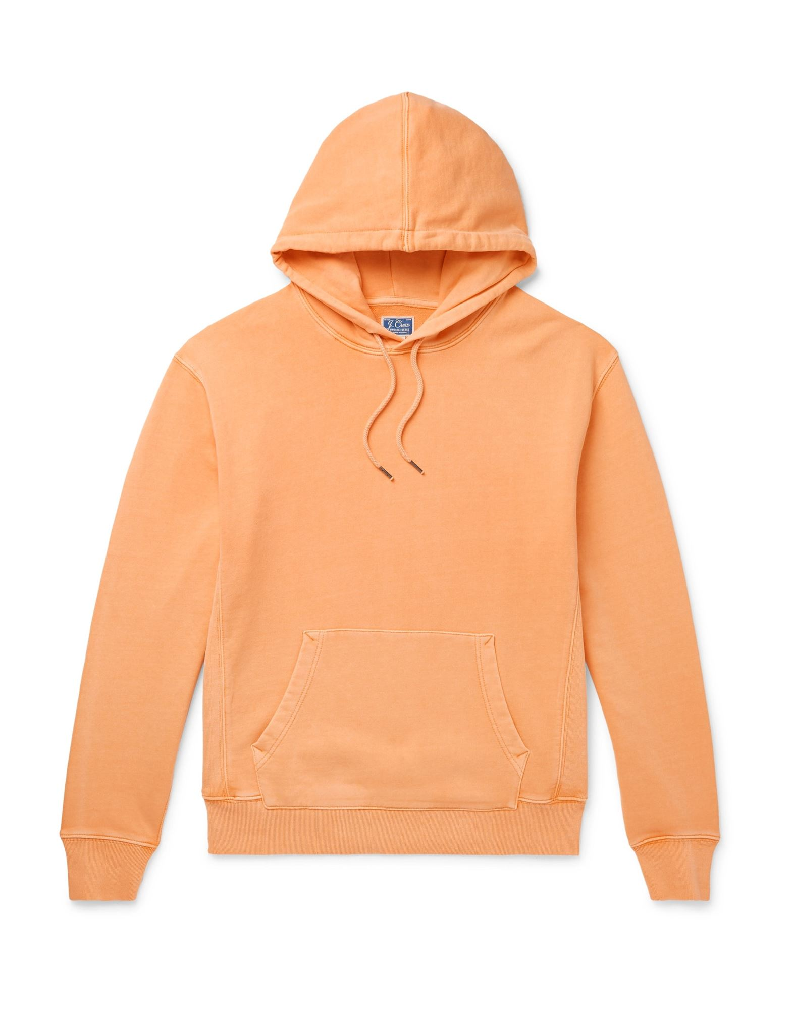 J.CREW Sweatshirts. solid color, no appliqués, long sleeves, single pocket, round collar. 100% Cotton