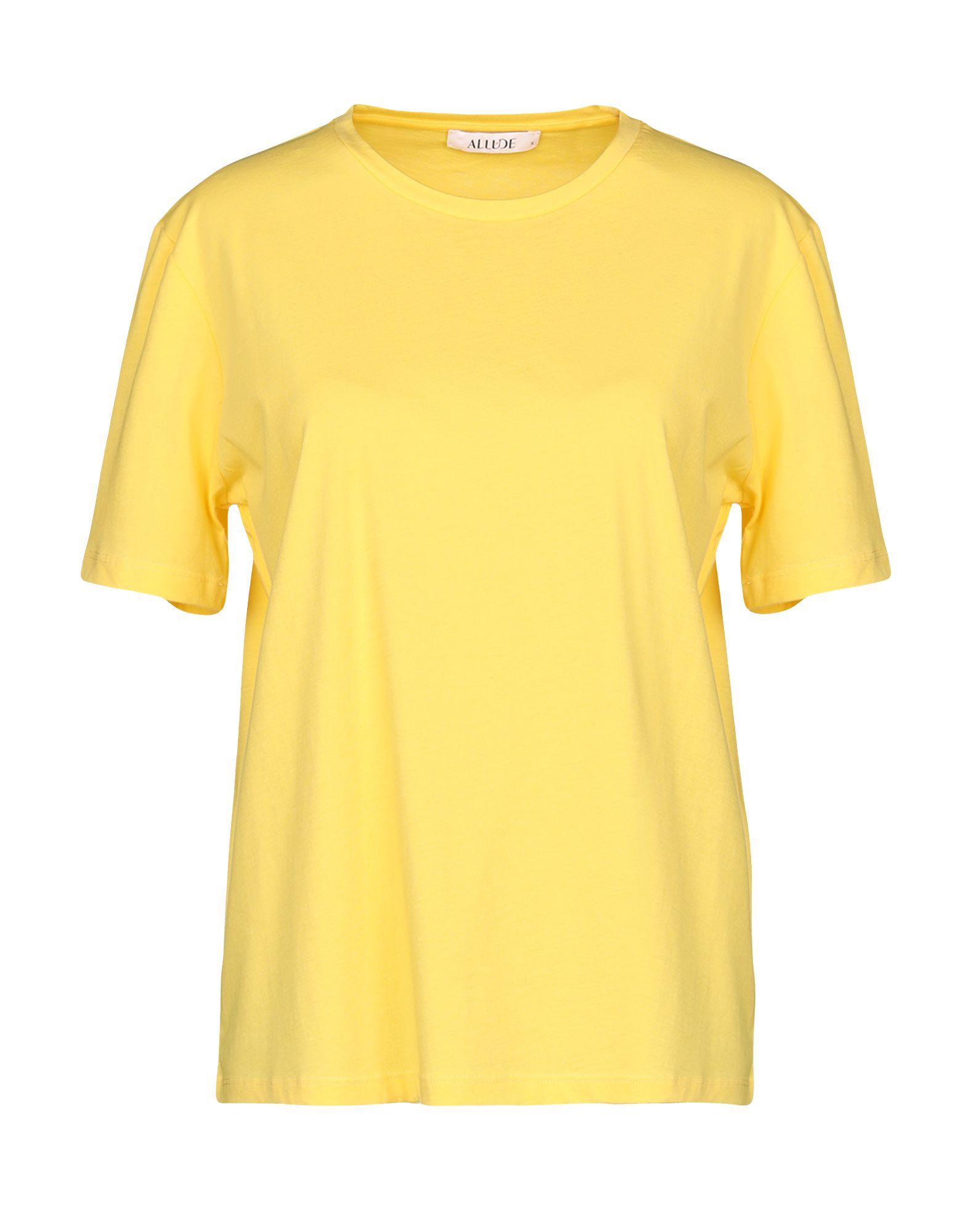 ALLUDE Футболка allude футболка