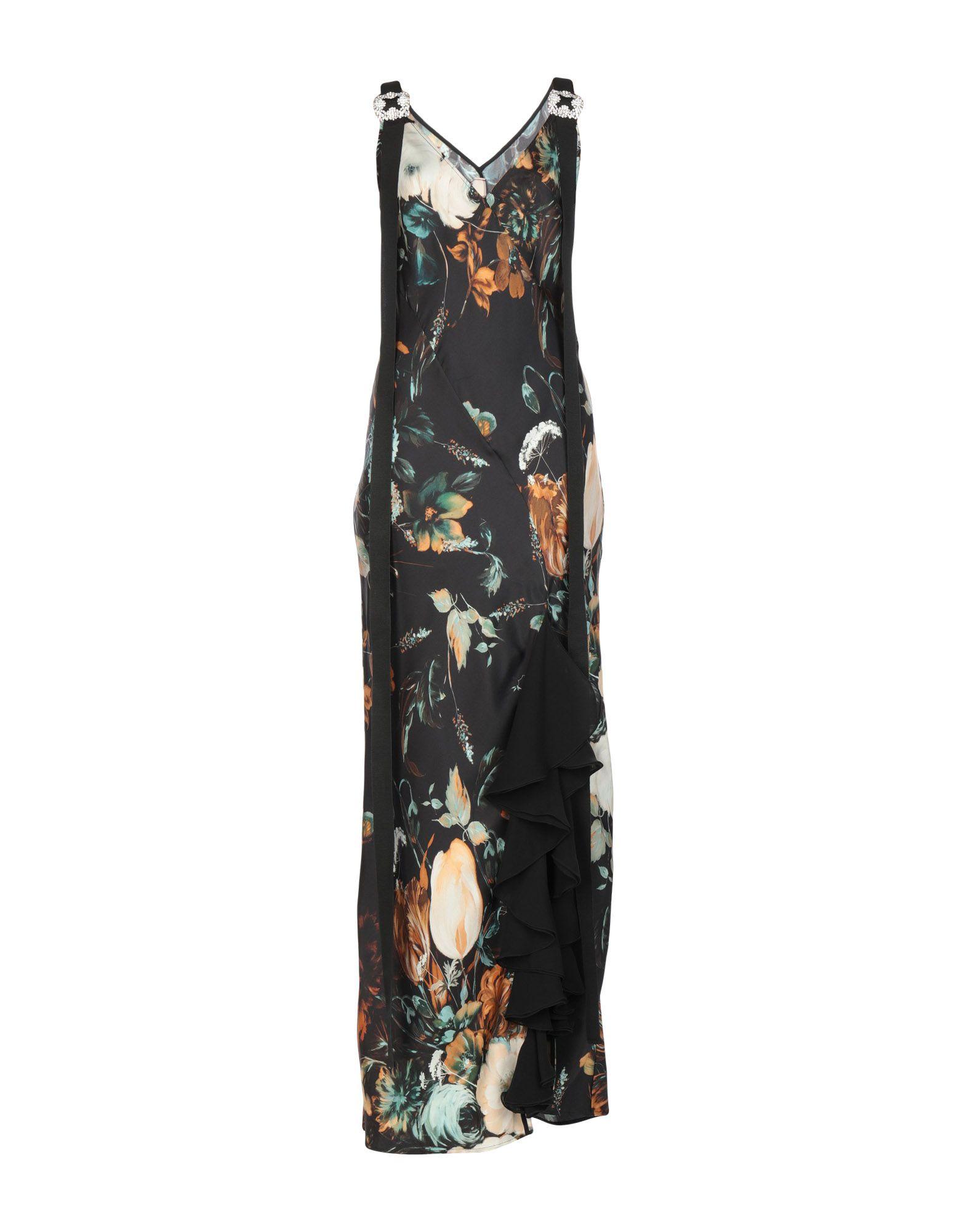 ANTONIO MARRAS Длинное платье недорго, оригинальная цена