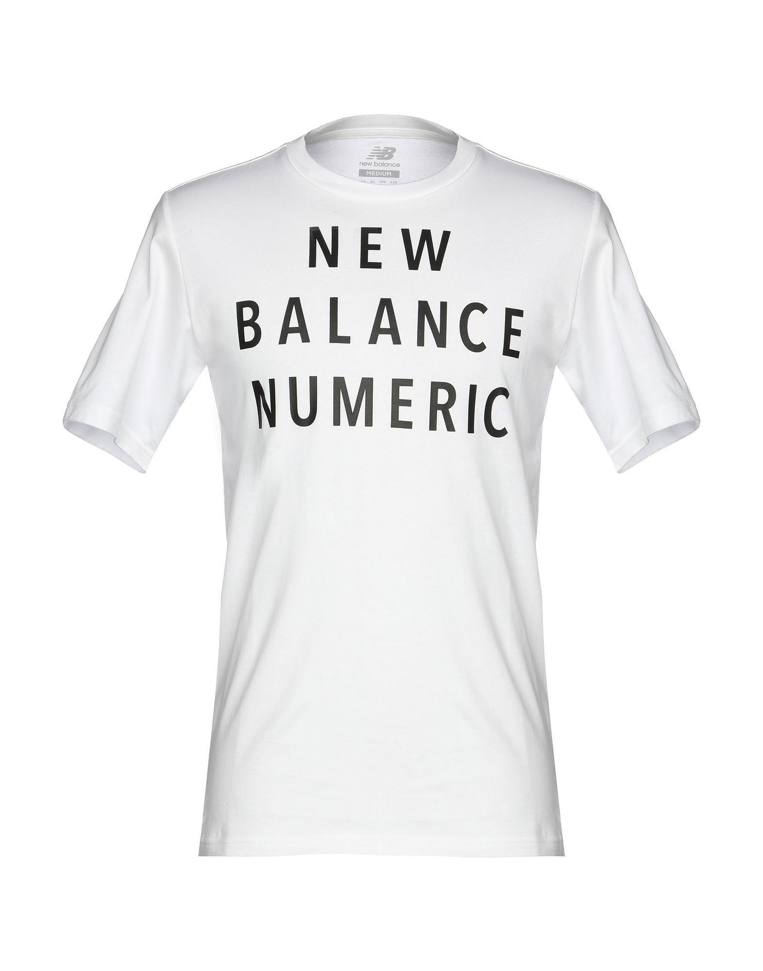 NEW BALANCE Футболка футболка new balance new balance ne007embpxi4