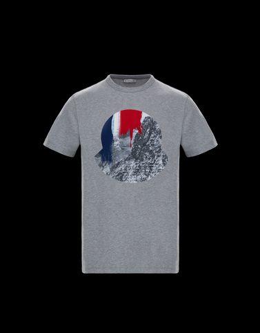 MONCLER T-SHIRT - T-shirts - herren