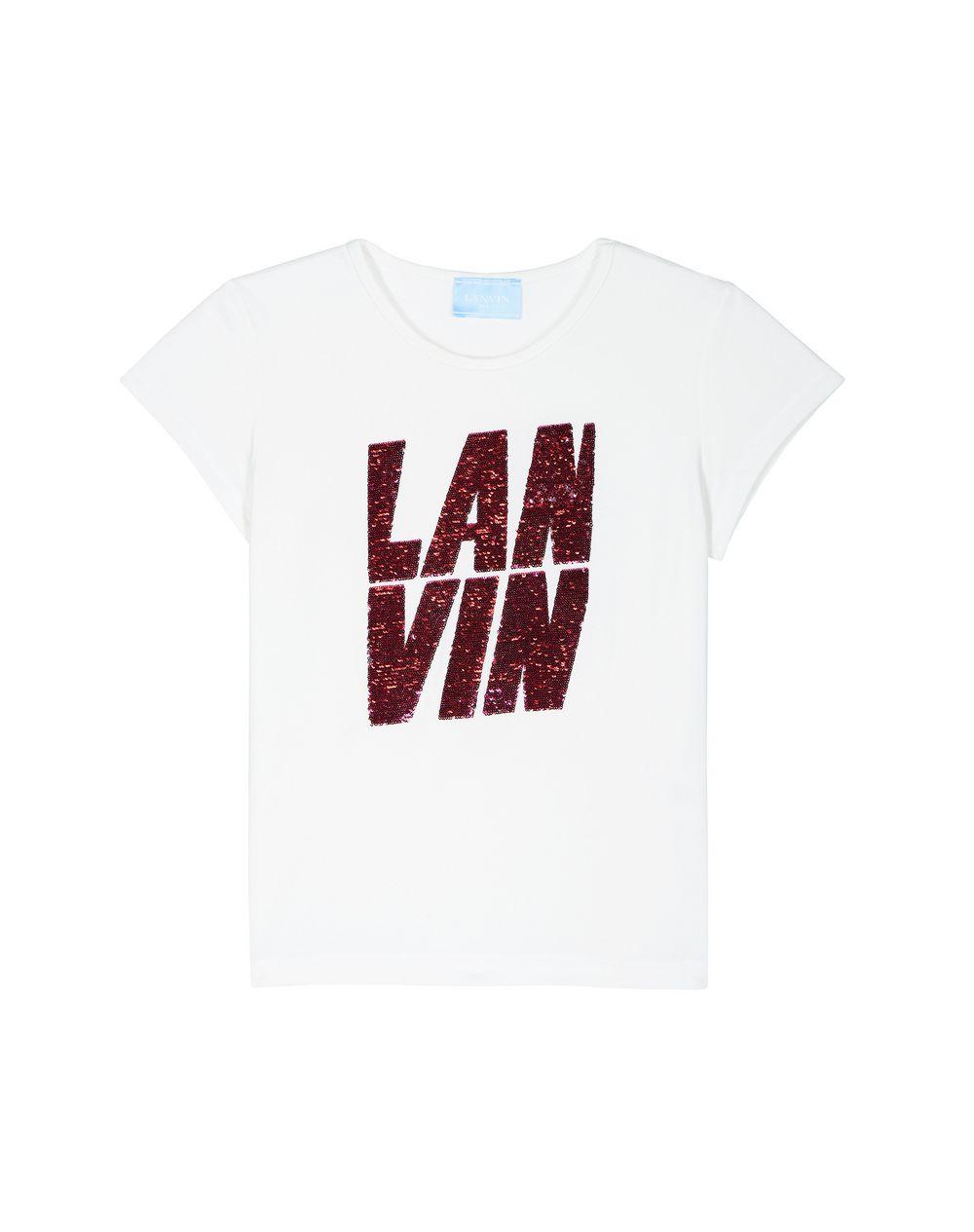 LANVIN LOGO T-SHIRT - Lanvin