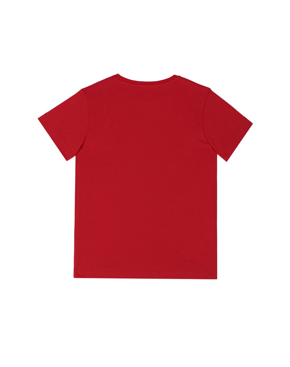 RED PRINT T-SHIRT - Lanvin