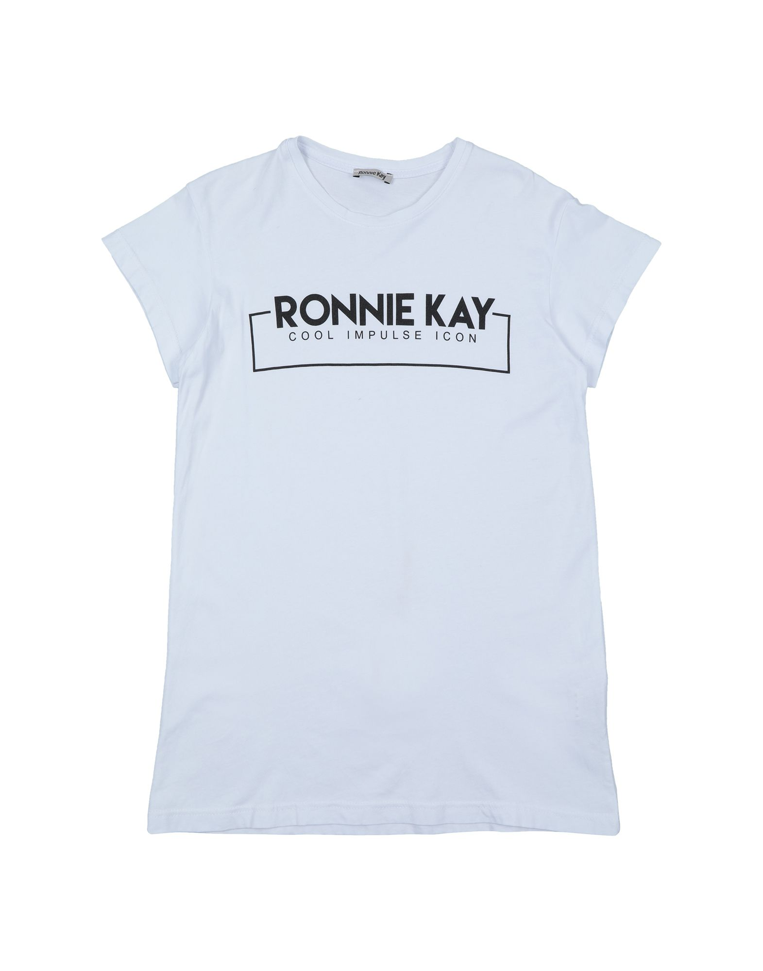 Ronnie Kay Kids' T-shirts In Blue