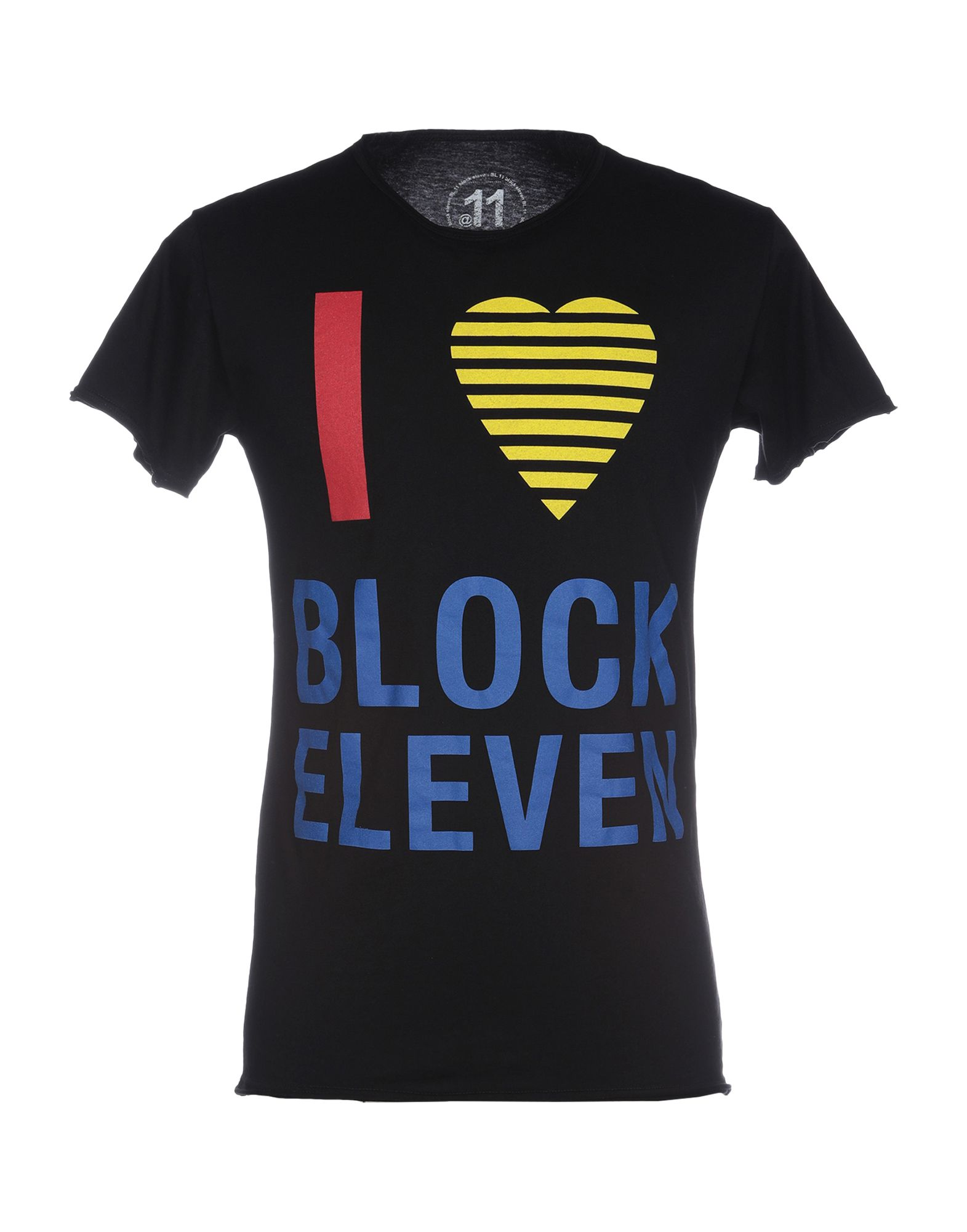BL.11 BLOCK ELEVEN Футболка футболка eleven paris eleven paris el327emahbz7