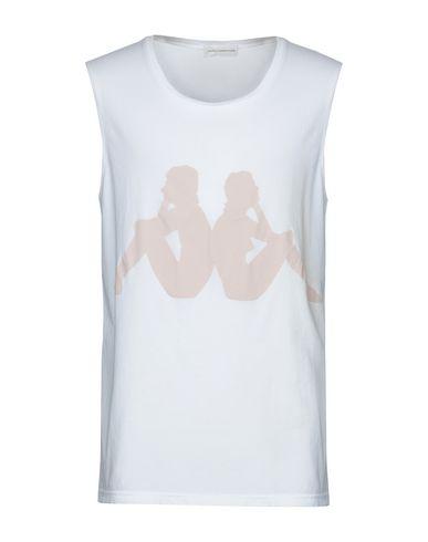 Фото - Женскую футболку KAPPA x FAITH CONNEXION белого цвета