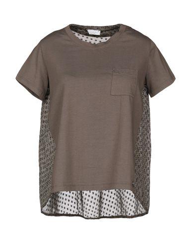 Купить Женскую футболку LOTOCAO® цвет какао