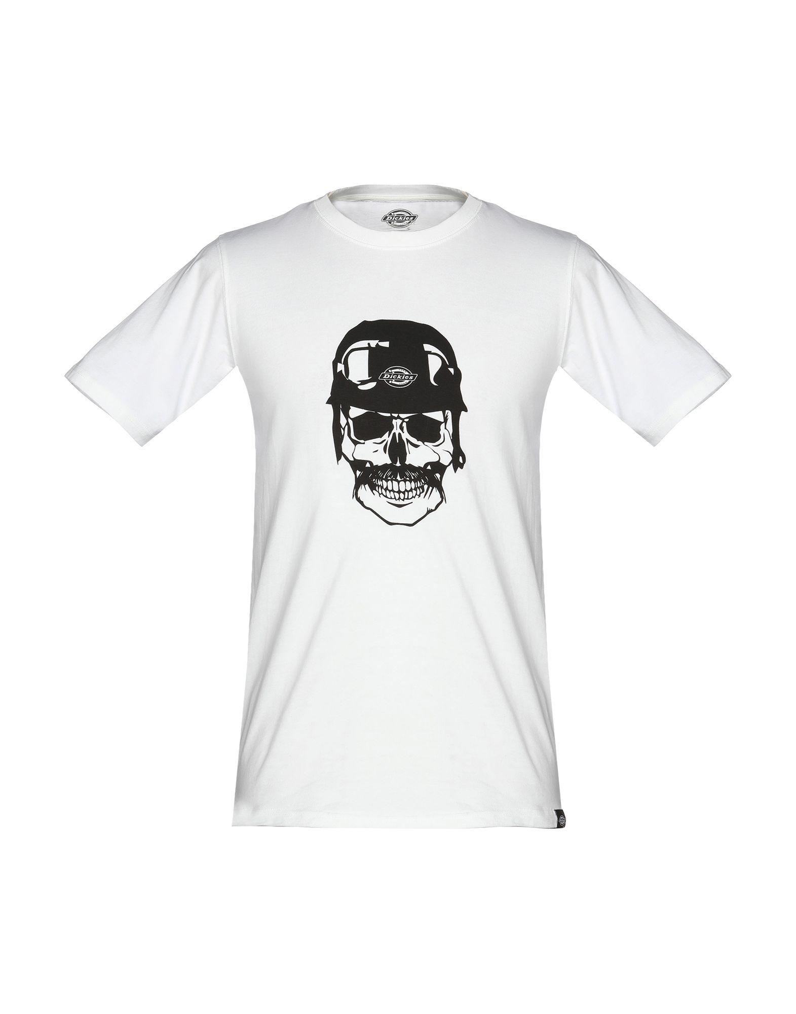 DICKIES Футболка футболка dickies biscoe white