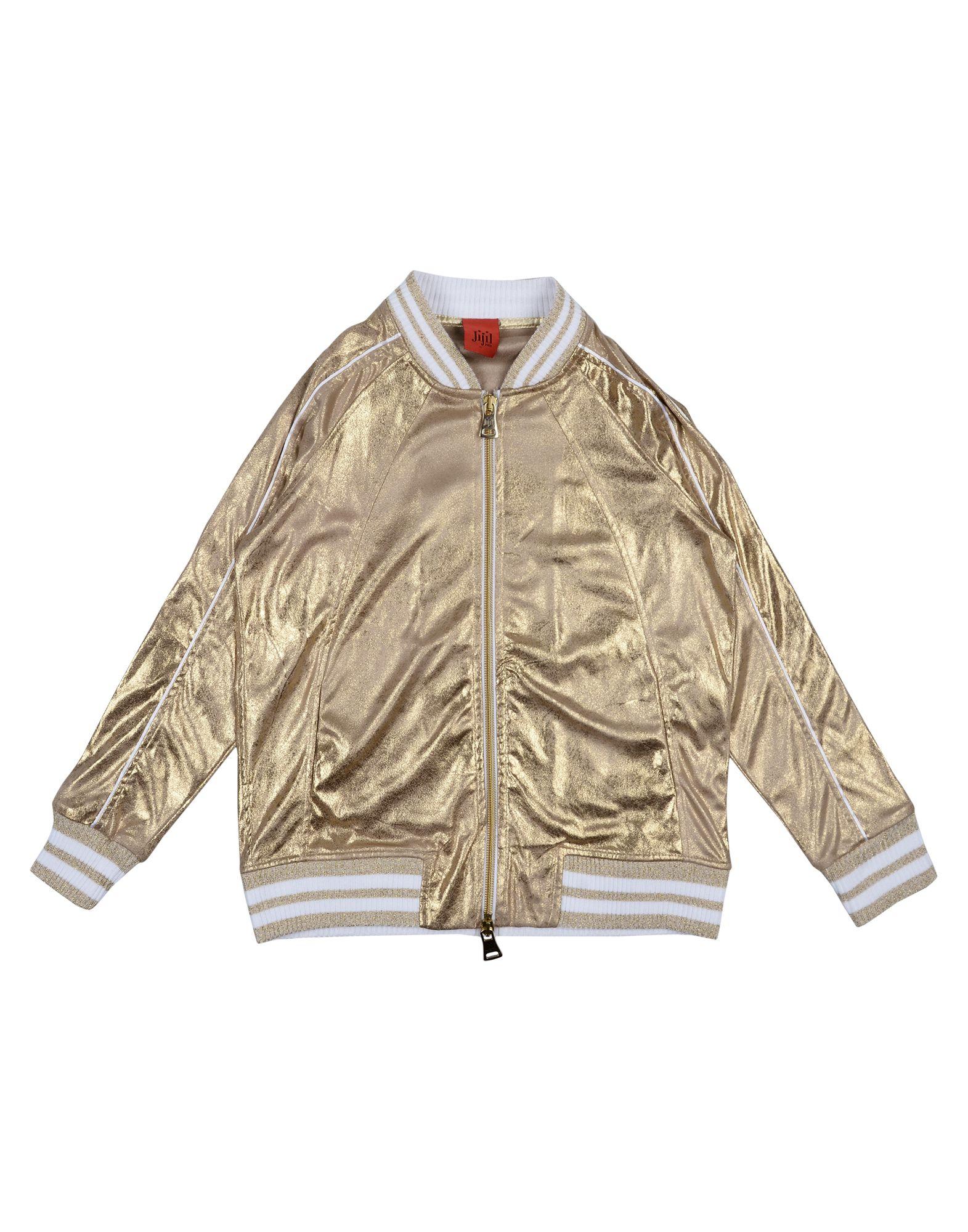 JIJIL JOLIE Mädchen 3-8 jahre Sweatshirt6 gold