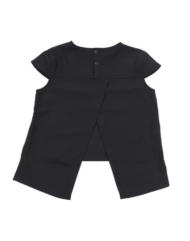Фото 2 - Блузку от GAëLLE Paris черного цвета