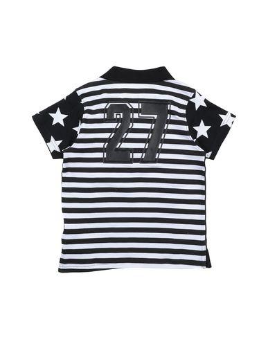 Фото 2 - Футболку или поло для мальчика  черного цвета