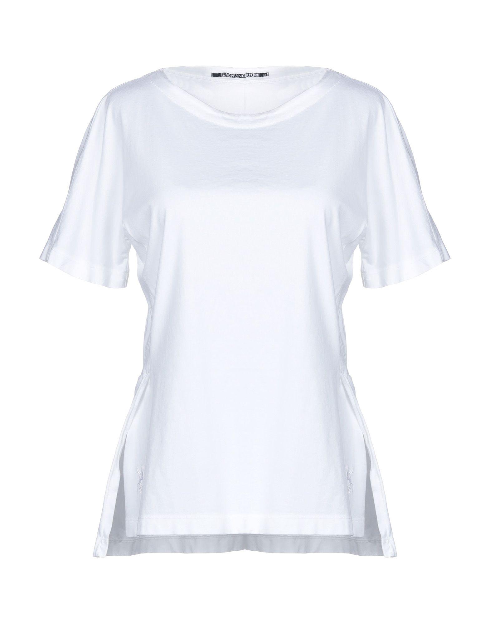 EUROPEAN CULTURE Футболка european culture футболка с длинными рукавами