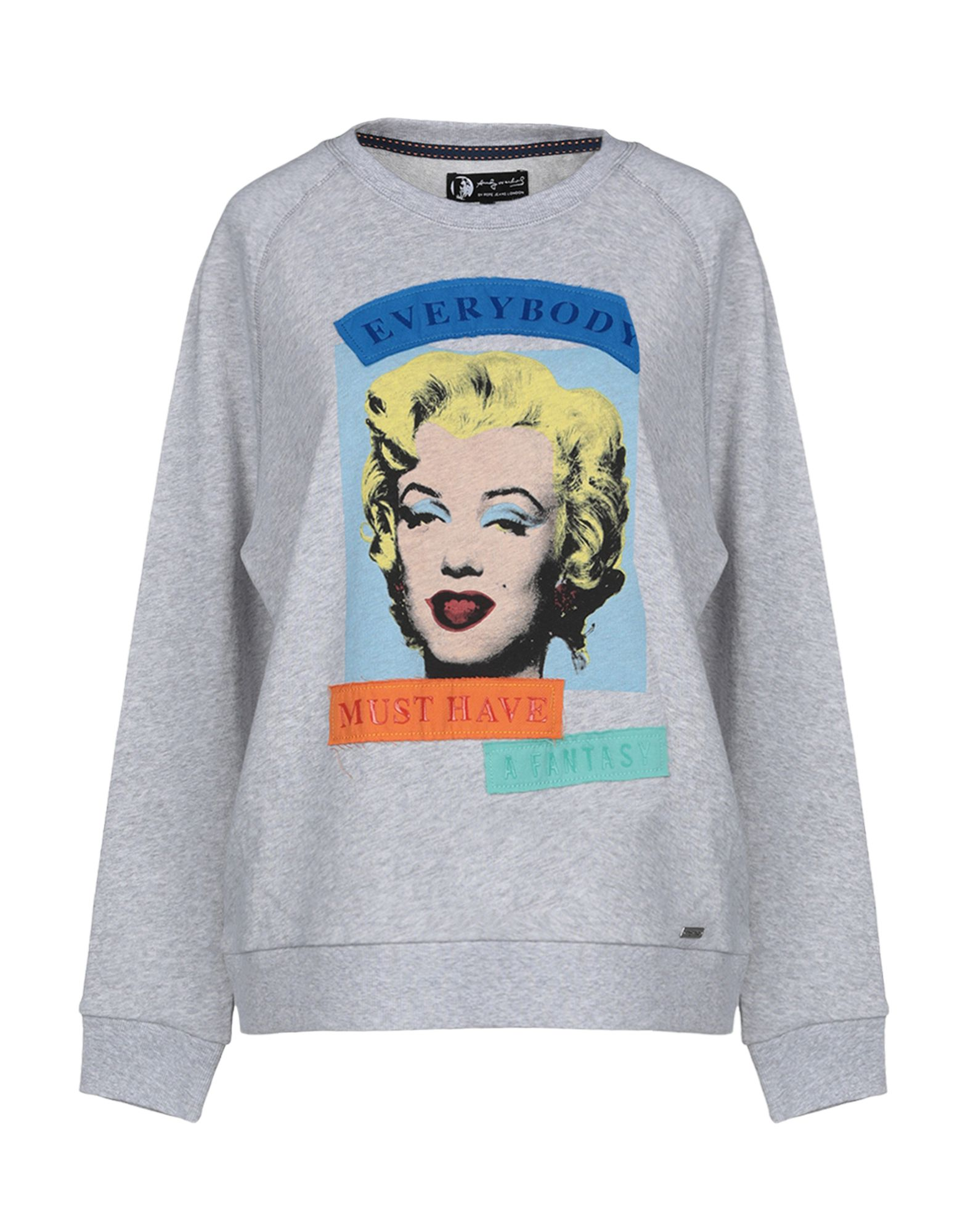 ANDY WARHOL by PEPE JEANS Толстовка ferfree andy cb