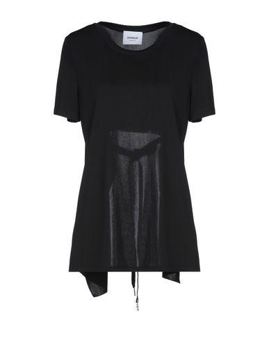 Купить Женскую футболку  черного цвета
