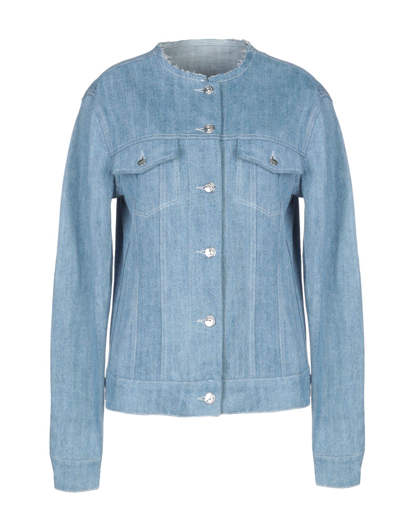 NINE:INTHE:MORNING Джинсовая верхняя одежда недорго, оригинальная цена
