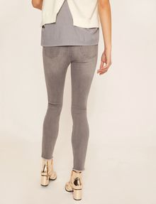 ARMANI EXCHANGE SUPER-SKINNY CROPPED GREY ZIPPER JEAN Skinny jeans [*** pickupInStoreShipping_info ***] e