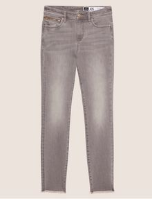 ARMANI EXCHANGE SUPER-SKINNY CROPPED GREY ZIPPER JEAN Skinny jeans [*** pickupInStoreShipping_info ***] r
