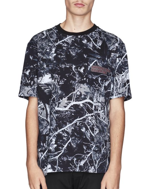 """FOREST CAMOUFLAGE"" T-SHIRT - Lanvin"