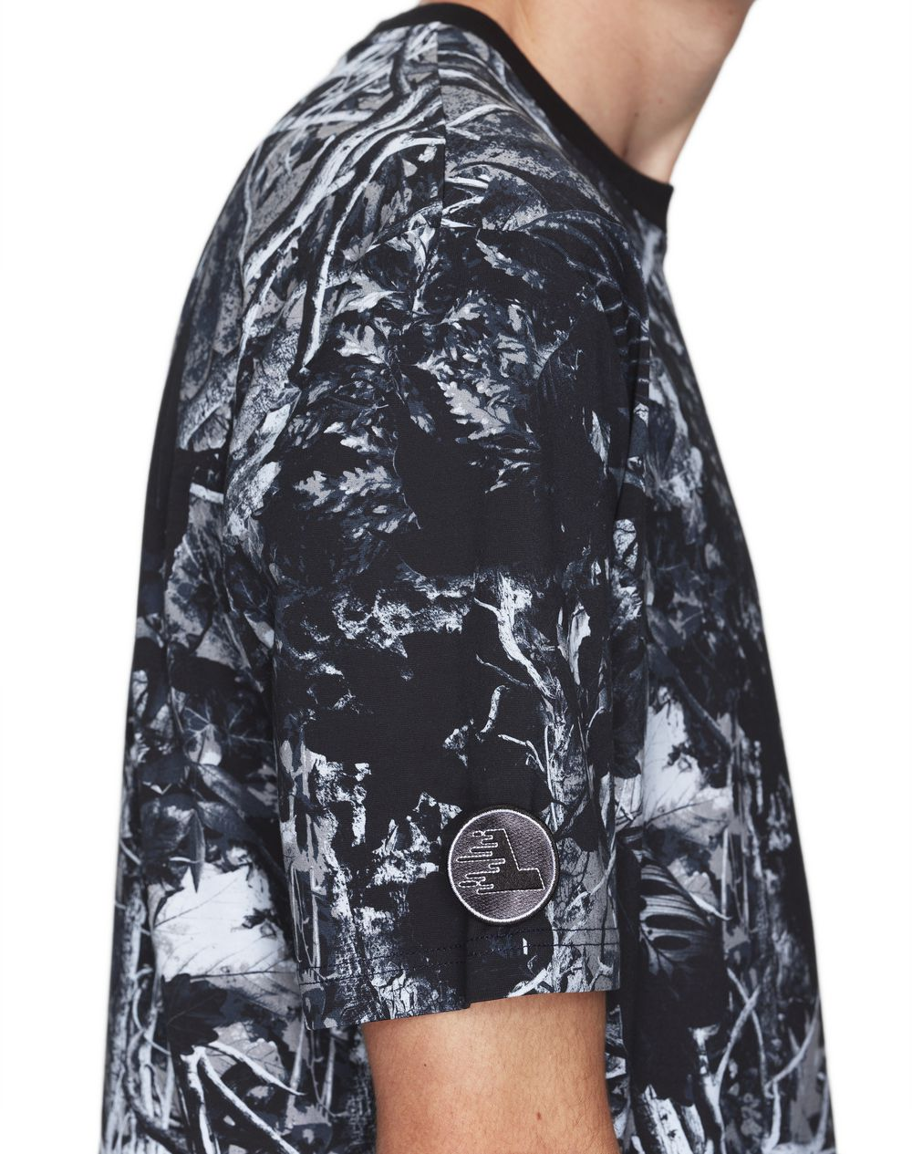 """""""FOREST CAMOUFLAGE"""" T-SHIRT - Lanvin"""
